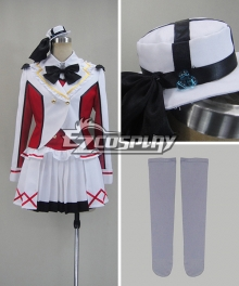 LOVE LIVE2 LoveLive! Nishikino Maki Performance Cosplay Costume