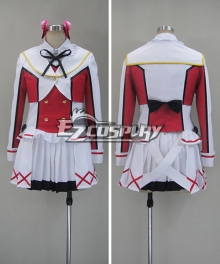LOVE LIVE2 LoveLive! Yazawa Niko Performance Cosplay Costume - B Edition