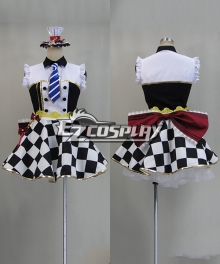 Love Live! UR Sonoda Umi Singer Cosplay Costume