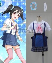 lovelive! Love Live Yazawa Nico Navy Unawakened Sailor Cosplay Costume