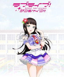 Love Live! Sunshine!! Dia Kurosawa Cosplay Costume