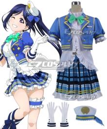 Love Live! Sunshine!! Aqours Kanan Matsuura Navy Cosplay Costume