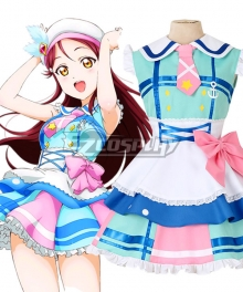 LoveLive! Sunshine!! Aqours Sakurauchi Riko Cosplay Costume