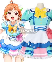 LoveLive! Sunshine!! Aqours Takami Chika Cosplay Costume