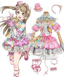 Love Live! Lovelive! Transformed Idol Kotori Minami Cosplay Costume
