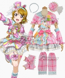 Love Live! Lovelive! Transformed Idol Hanayo Koizumi Cosplay Costume