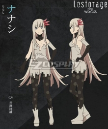 Lostorage Incited WIXOSS Nanashi Cosplay Costume