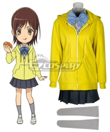 Shingeki! Kyojin Chuugakkou Attack On Titan: Junior High Sasha Blouse Cosplay Costume