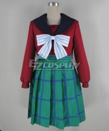 Sailor Moon S Hotaru Tomoe Sailor Saturn Infinity Academy Uniform Cosplay Costume