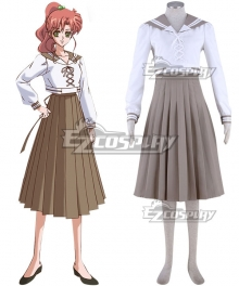 Sailor Moon Makoto Kino Sailor Suit Cosplay Costume