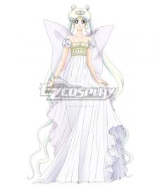Sailor Moon Crstyal Neo queen Serenity Cosplay Costume