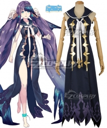 SINoALICE Little Mermaid Breaker Cosplay Costume