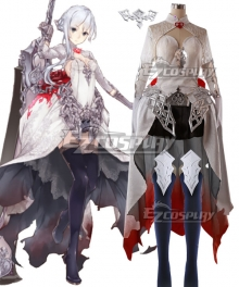 SINoALICE Snow White Breaker Cosplay Costume