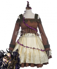 SINoALICE Briar Rose Crusher Cosplay Costume - Premium Edition