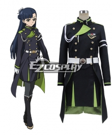 Seraph of the End Owari no Serafu Vampire Reign Shigure Yukimi Cosplay Costume