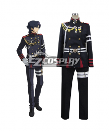 Seraph of the End Owari no Serafu Vampire Reign Guren Ichinose Ichinose Guren Cosplay Costume