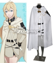 Seraph of the End Vampire Reign Owari no Serafu Mikaela Hyakuya Hyakuya Mikaera Women Girl Cosplay Costume