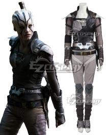 Star Trek Beyond Jaylah Cosplay Costume - B Edition