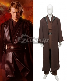 Star Wars Episode III: Revenge of the Sith Anakin Skywalker Darth Vader Cosplay Costume