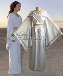 Star Wars Episode II Padme Amidala Padme Naberrie Cosplay Costume