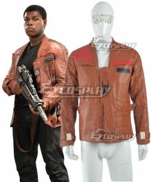 Star Wars Finn FN-2187 Cosplay Costume - Only Coat