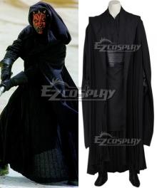 Star Wars Episode I The Phantom Menace Darth Maul Cosplay Costume