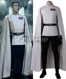 Rogue One A Star Wars Story Orson Krennic Cosplay Costume - Including Boots
