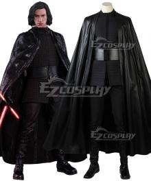 Star Wars Episode The Last Jedi Kylo Ren Cosplay Costume