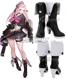 Eternal City Kachigo Black Cosplay Boots