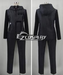 Tokyo Ghoul Tokyo Guru Ken Kaneki Black Daily Cosplay Costume