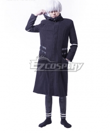 Tokyo Ghoul Tokyo Guru √A Ken Kaneki Battle Cosplay Costume