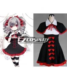 The Idolmaster Ranko Kanzaki Cosplay Costume