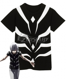 Toaru Majutsu no Index Toaru Kagaku no Railgun Accelerator T-shirt Cosplay Costume