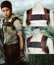 The Maze Runner Minho Cosplay Costume