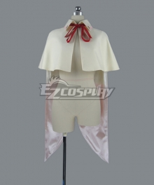 Tales of Zestiria the X Alisha Cloak Cosplay Costume