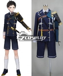 The Sword Dance Touken Ranbu Atsu Toushirou Cosplay Costume