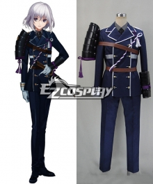 The Sword Dance Touken Ranbu Honebami Toushirou Cosplay Costume
