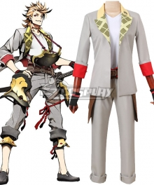 Touken Ranbu Sohayanotsurugi Cosplay Costume