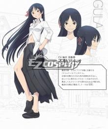 Trinity Seven: 7-nin no Masho Tsukai Akio Fudo Cosplay Costume