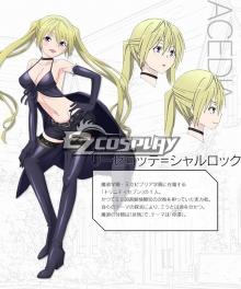 Trinity Seven: 7-nin no Masho Tsukai Liselotte Sharlock Cosplay Costume