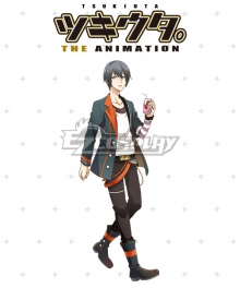 Tsukiuta. The Animation Arata Uduki Cosplay Costume