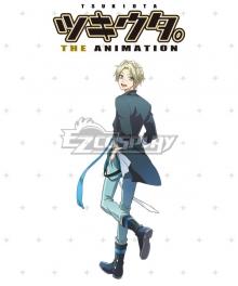 Tsukiuta. The Animation Aoi Satsuki Cosplay Costume