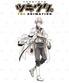 Tsukiuta. The Animation Shun Shimotsuki Cosplay Costume