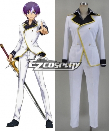 The Swordbringer Comes Back / World Break: Aria Of Curse For A Holy Swordsman Moroha Haimura Cosplay Costume