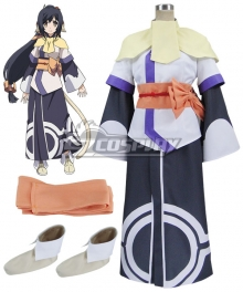 Utawarerumono The False Mask Itsuwari no Kamen Kuon Cosplay Costume