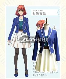 Uta no☆Prince-sama♪ Maji Love Revolutions Nanami Haruka Cosplay Costume