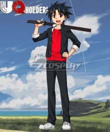 UQ Holder Touta Konoe Cosplay Costume