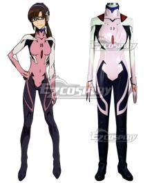EVA Neon Genesis Evangelion Mari Makinami Illustrious Cosplay Costume - Not Included Shoes