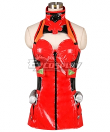 EVA Neon Genesis Evangelion Asuka Langley Sohryu Cosplay Costume - New Edition