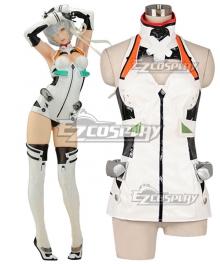 EVA Neon Genesis Evangelion Rei Ayanami Cosplay Costume - New Edition